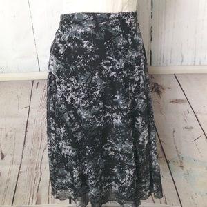 Coldwater Creek Midi Skirt